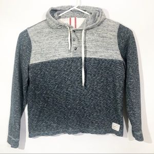 Lucky Brand   Color Block Hoodie